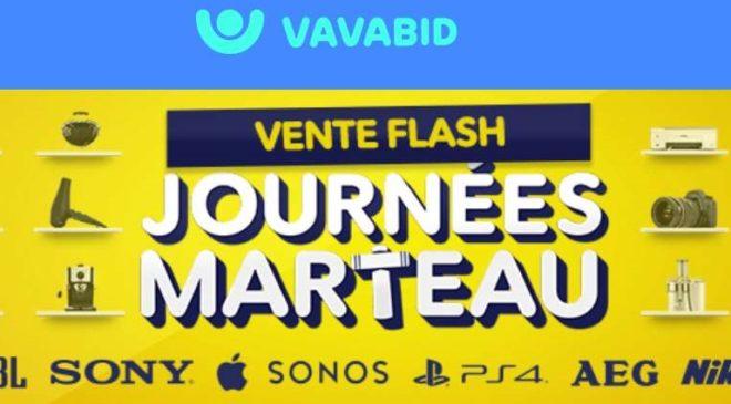Journées marteau Vavabid ventes aux enchères en ligne