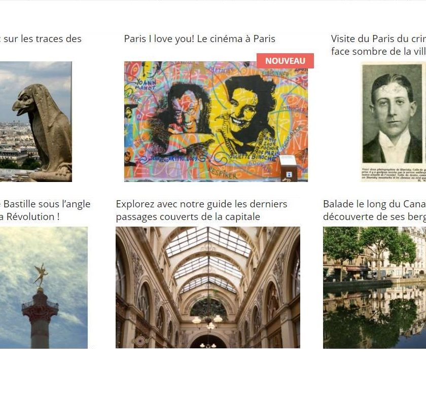 My Urban Experience : des visites guidées de Paris insolites