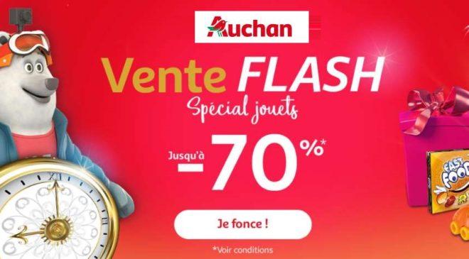 Offre jeux et jouets Auchan