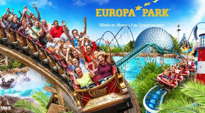 S jour europa park pas cher partir de 85 l entr e for Sejour complet europa park