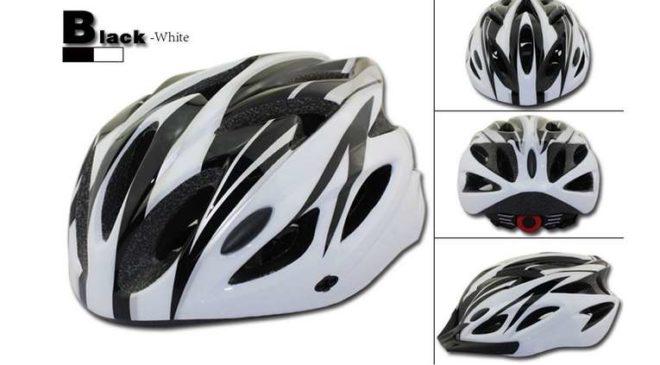 FLASH : moins de 12€ le casque de vélo ultraléger pour adulte Anself (avec visière)