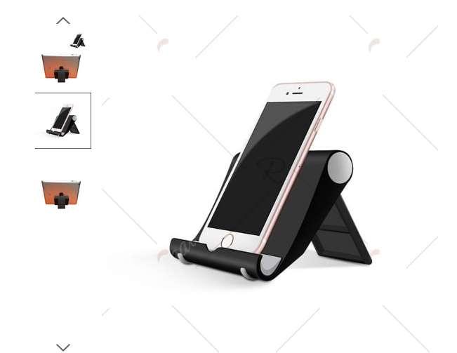 0,85€ le support smartphone et tablette en aluminium