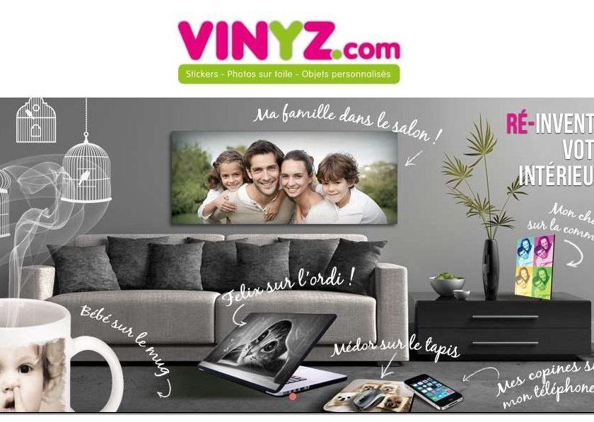 20% sur tous le site Vinyz