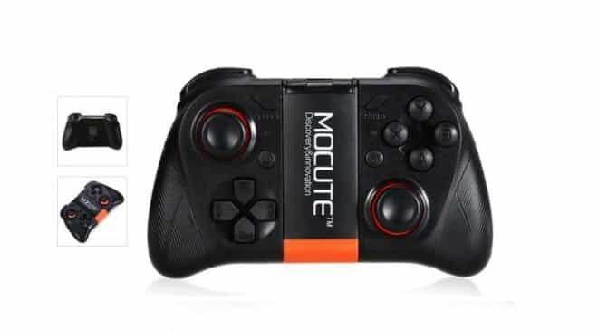 7,90€ manette sans fil Bluetooth Mocute 050
