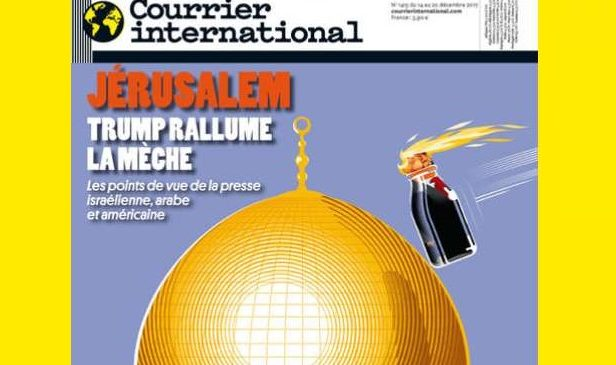 Abonnement 6 mois gratuit au magazine Courrier international