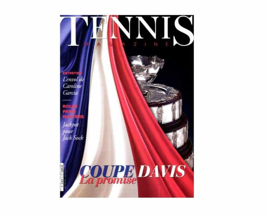 abonnement tennis magazine pas cher 31 seulement l ann e. Black Bedroom Furniture Sets. Home Design Ideas