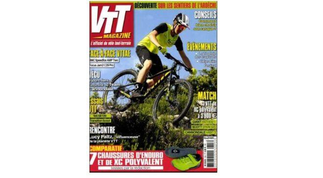 Abonnement VTT Magazine pas cher