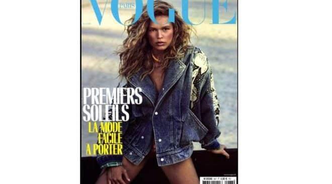 Abonnement Vogue pas cher