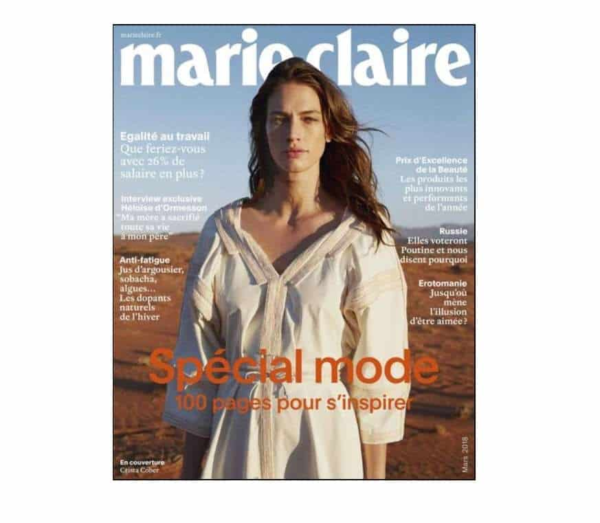 abonnement magazine marie claire pas cher 12 95 les 18 num ros. Black Bedroom Furniture Sets. Home Design Ideas