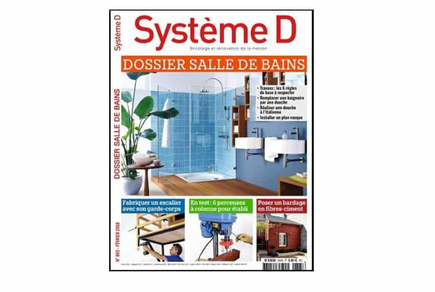 abonnement magazine syst me d pas cher 32 9 pour 1 an 12n au lieu de plus de 70. Black Bedroom Furniture Sets. Home Design Ideas