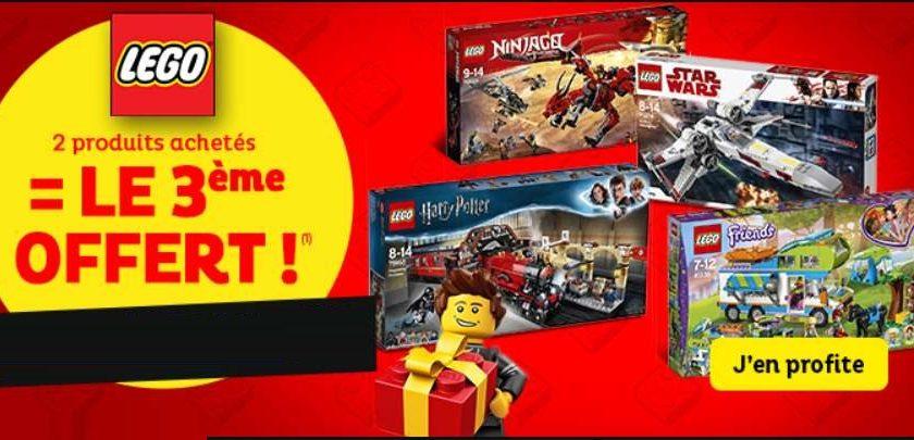 Bon plan Lego sur Toys'R US