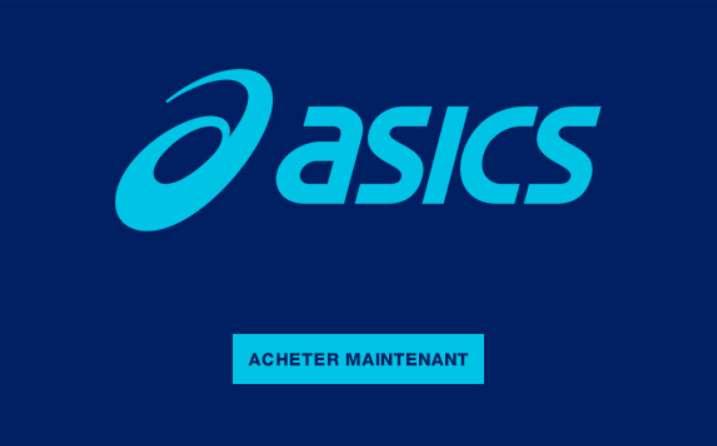 asics code promo