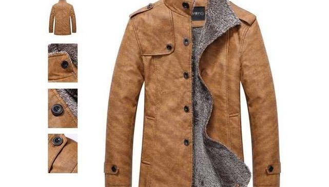 Moins de 23€ la veste doublée pour homme