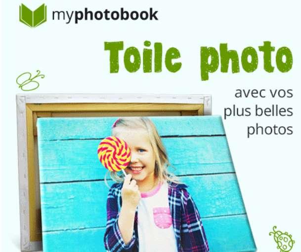 MyPhotoBook -20% sur tout le site dès 25€