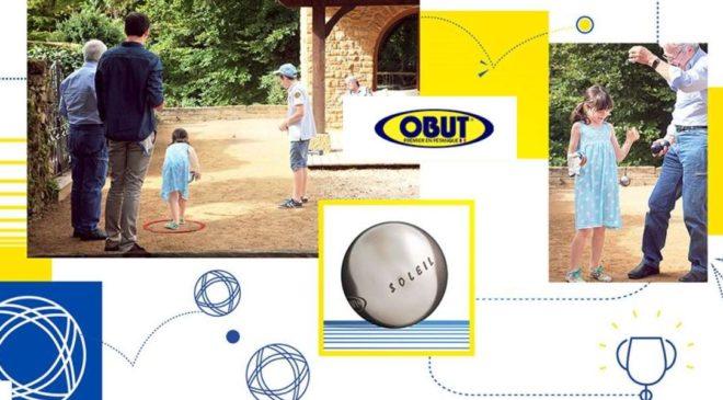 Offrez des boules ! vente privée Obut