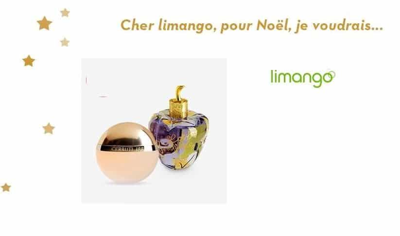 Parfums pas chers en vente privée Limango