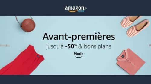 Pré-soldes Amazon
