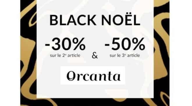 Promo Black Noel Orcanta