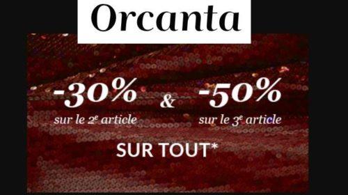 Promo Gold Christmas Orcanta