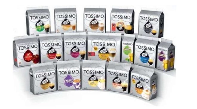 Remise de 25% sur les capsules Tassimo