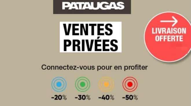 Vente privée Pataugas