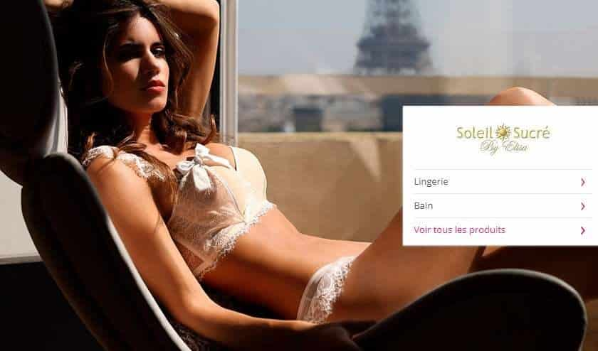 Vente privée Soleil Sucré