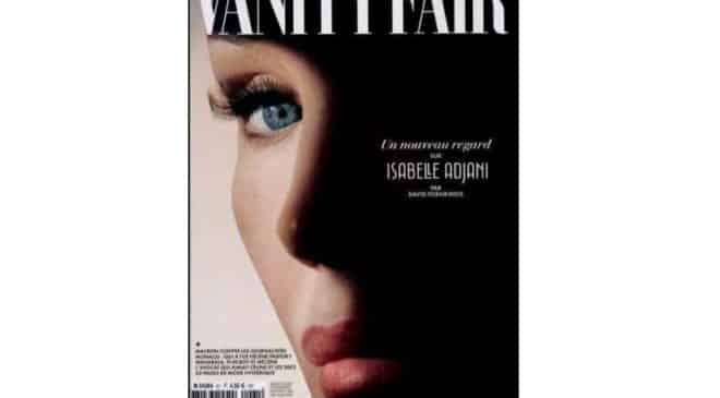 abonnement 1 an au magazine Vanity Fair