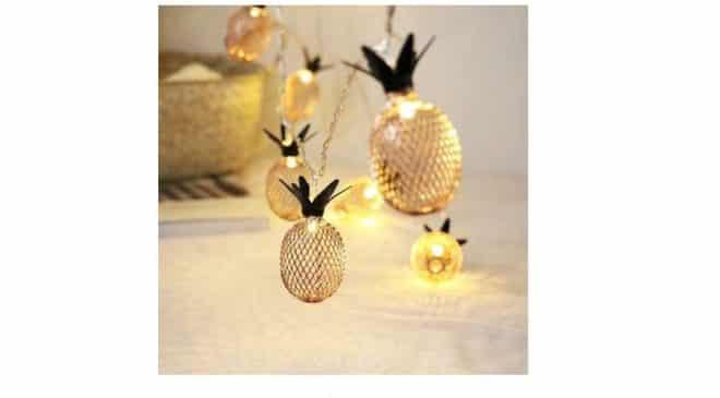 guirlande Ananas LED pas chère