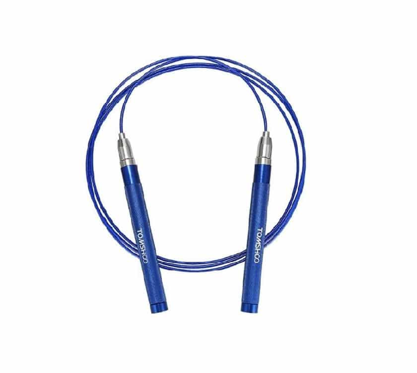 moins de 10€ la corde à sauter Pro d'entrainement