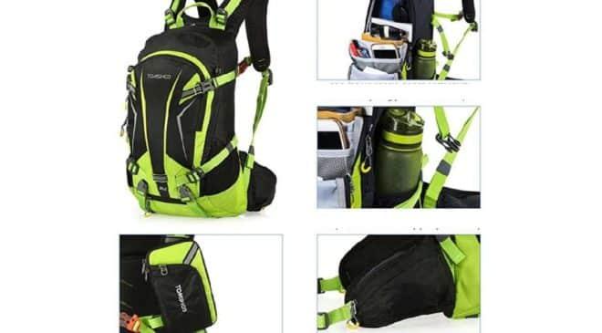 moins de 24€ le sac à dos ultraléger imperméable 20L
