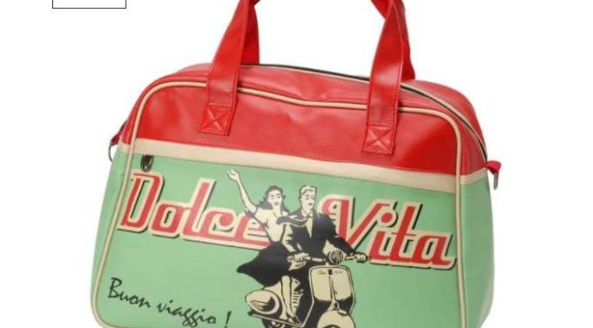 10,79€ le sac Dolce Vita weekend