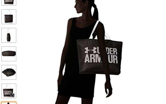 11,43€ le sac Under Armour Wordmark
