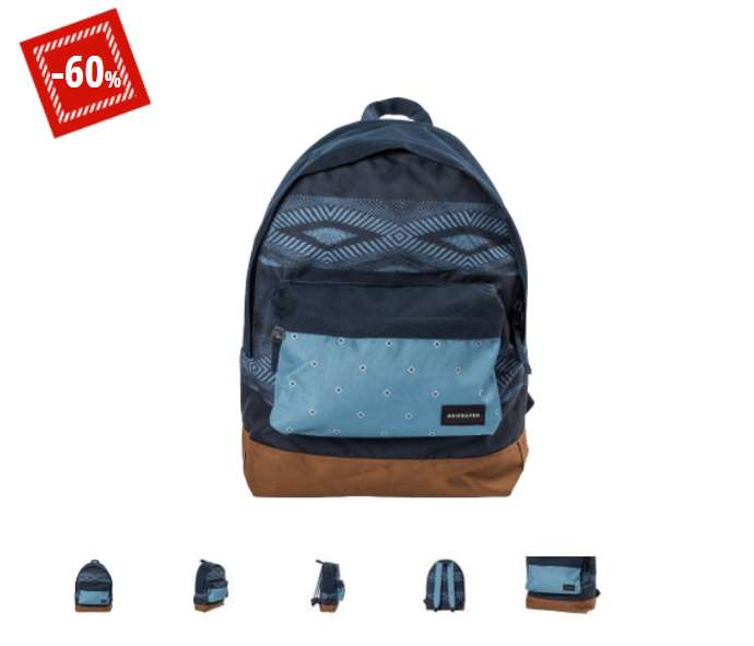 14€ sac à dos Everyday Poster QUIKSILVER port inclus