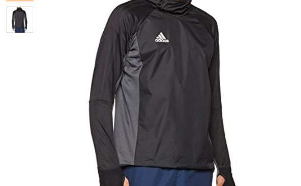 17,5€ sweat capuche Adidas Tiro 17 Warm