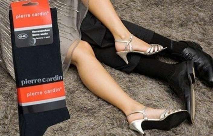 19,90€ les 12 paires de chaussettes Pierre Cardin port inclus