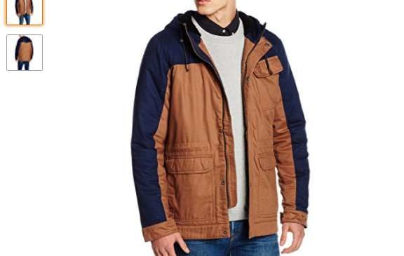 37,22€ parka O'Neill Offshore homme (taille L ou S)