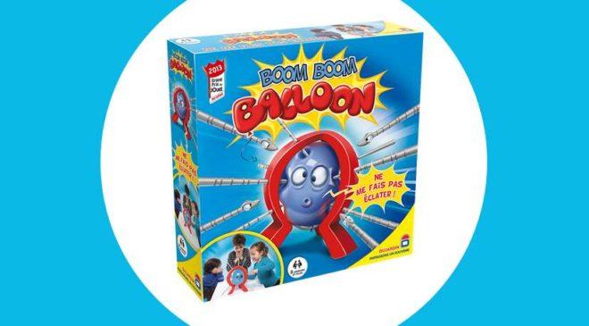 9,99€ le jeu Boom Boom Ballon Dujardin