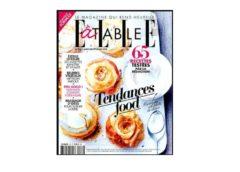 Abonnement magazine ELLE à table pas cher : 12€ les 12 numéros  (au lieu de 47€)