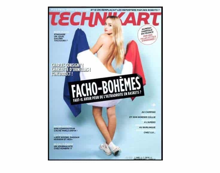 Abonnement magazine Technikart pas cher