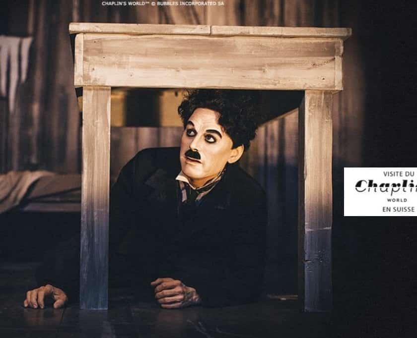Billet Chaplin's Word pas cher