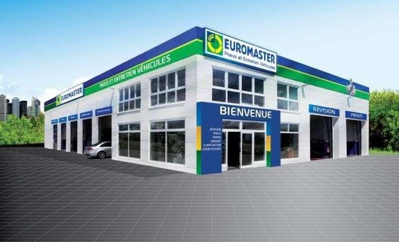 Bon d'achat Euromaster - Groupon