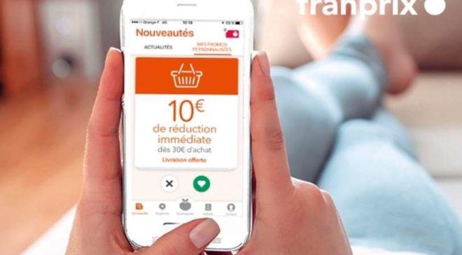 Bon plan appli Franprix