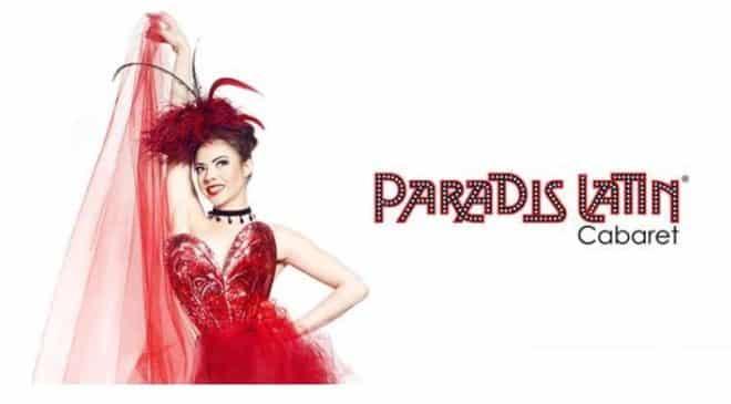 Cabaret Paradis Latin Paris moitié prix