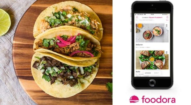 Coupon Foodora