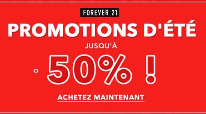 Pre- Soldes Forever 21