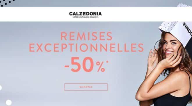 Pre-soldes Calzedonia