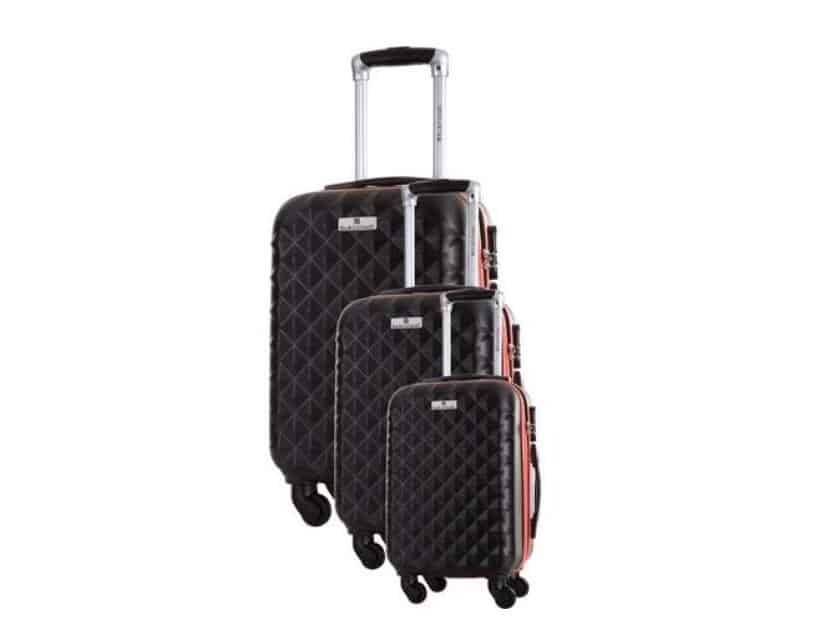 Pre-soldes Darty ! de -59% à -69% sur des valises et sac à dos