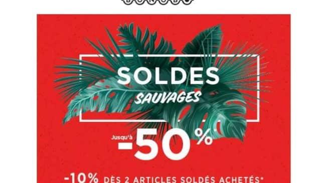 Soldes Bonobo 2018