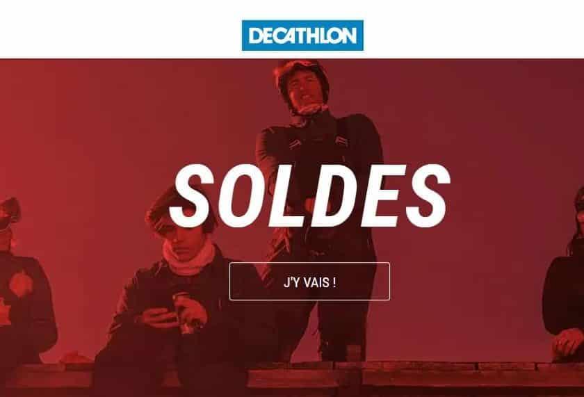 Soldes Décathlon 2019