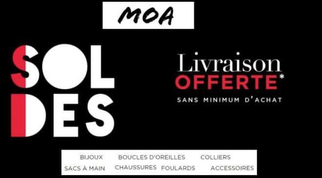Soldes MOA livraison gratuite sans mini